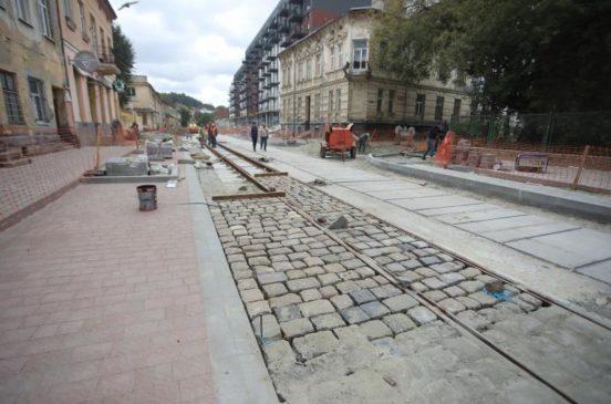 Read more about the article Мозаїку використають при реконструкції площі Двірцевої, роботи на якій продовжаться у березні