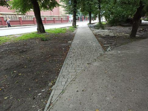 Read more about the article Реконструкція доріжок та усунення недоліків в парку 700-річчя Львова