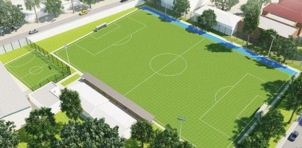 Read more about the article Реконструкція центрального стадіону у Верхньодніпровську
