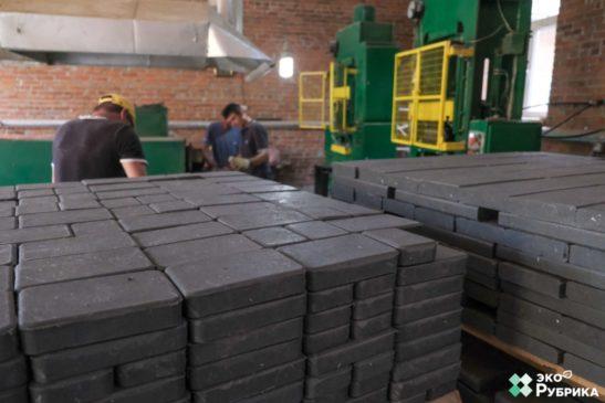 Read more about the article Тротуарна плитка з пластику у Вінницькій області