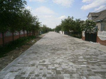 У селі під Луцьком капітально ремонтують дорогу