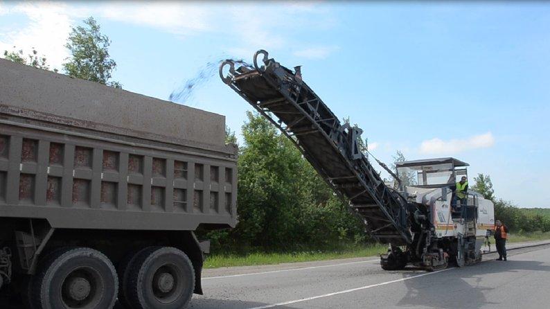 Розпочали ремонтувати дорогу від Тернополя до Теребовлі