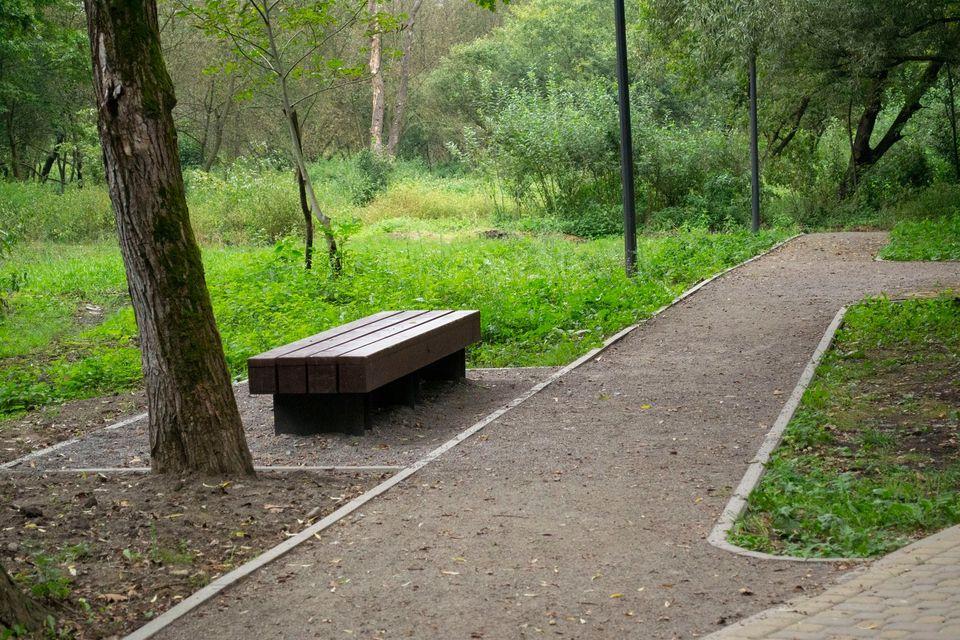 Як зміниться лісопарк Білогорща. Фото: ЛМР