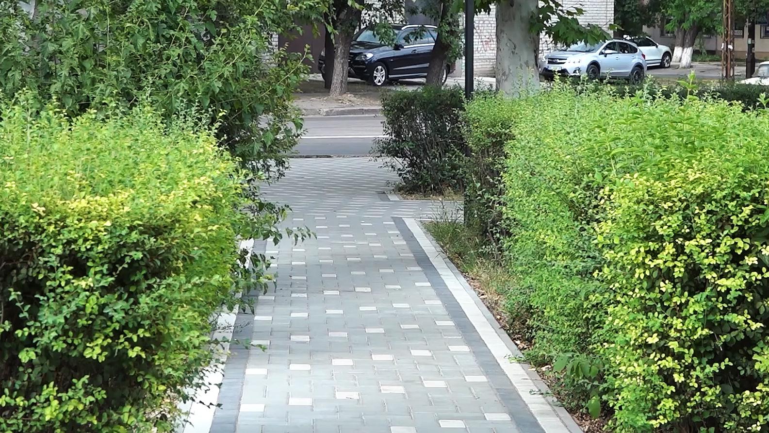 тротуарна плитка в Миколаєві