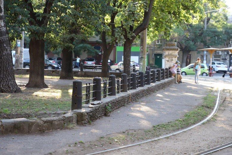 В Одессе на Молдаванке отремонтируют сквер,-ФОТО | Новости
