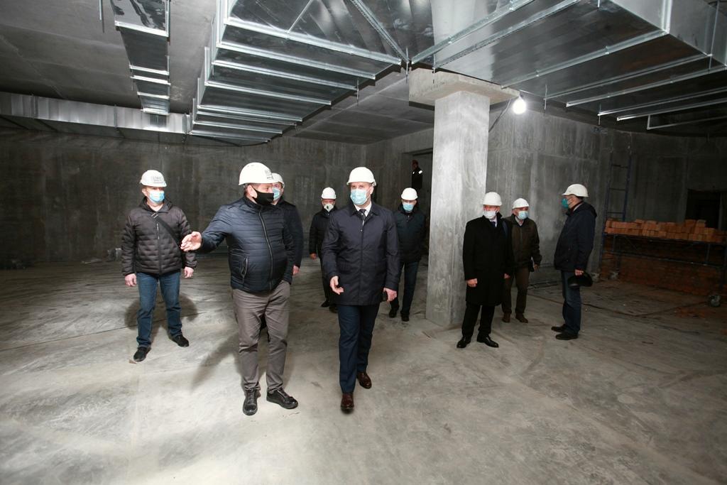 """Підземний паркінг для """"швидких"""" у Полтаві мають завершити до кінця року – Новини Полтавщини"""
