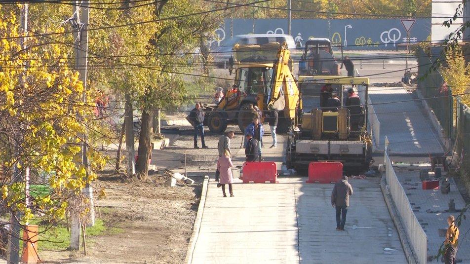 У Дніпрі майже завершили реконструкцію Селянського узвозу