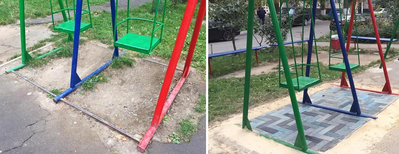 до і після ремонту