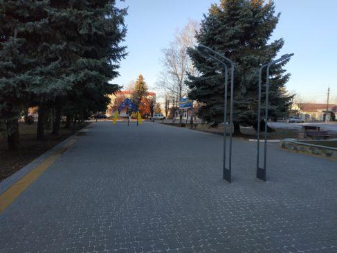Read more about the article Відновлений фонтан та облаштовані майданчики