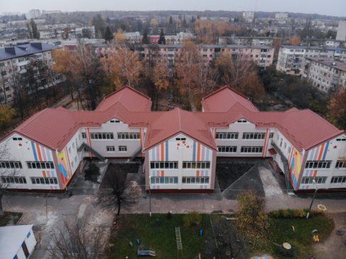 Read more about the article У Вінниці модернізували один з найбільш енергозатратних садочків