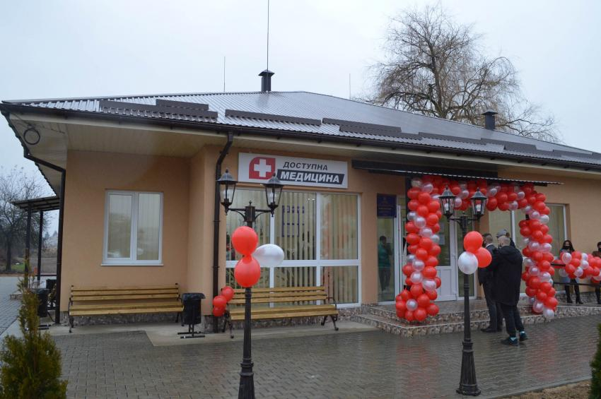 Нова сучасна амбулаторія запрацювала і у с. Сільце | Іршавська районна державна адміністрація