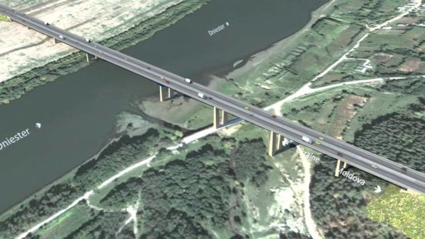 Read more about the article Амбіційна ідея – будівництво нового моста через Дністер