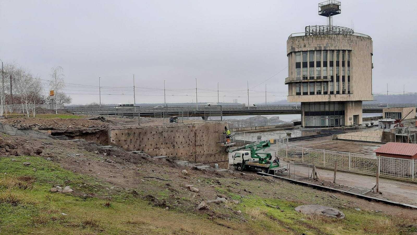 Read more about the article Який буде мати вигляд Запорізька площа після реконструкції?