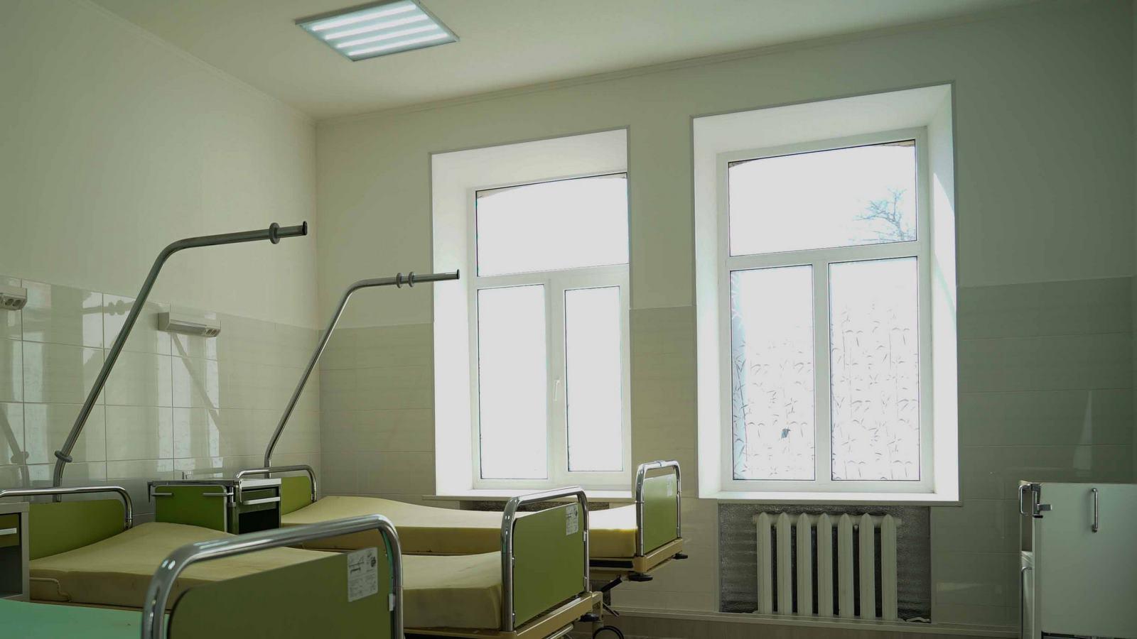 В одній із лікарень Полтавщини завершили реконструкцію відділення невідкладної меддопомоги