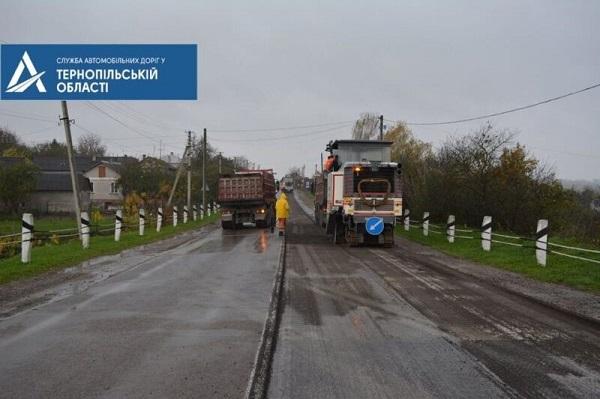 Вперше за 30 років на Тернопільщині відремонтують трасу Н-18 - BezTaby