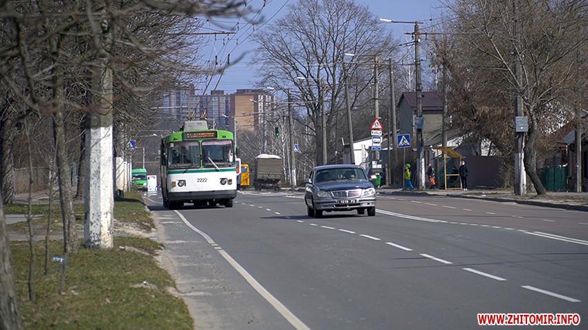 Read more about the article У Житомирі буде нова тролейбусна лінія