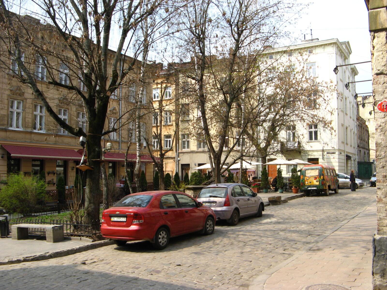 Площа Коліївщини (Львів) — Вікіпедія
