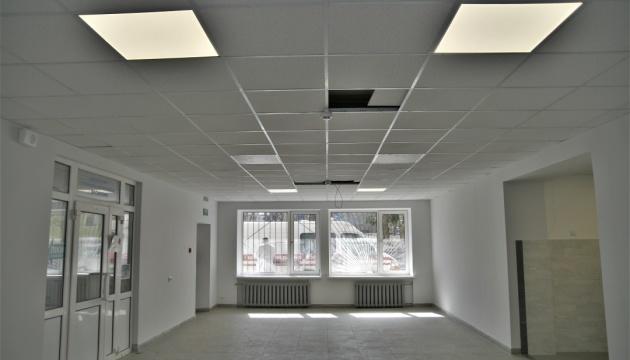 На Рівненщині завершують реконструкцію приймального відділення лікарні